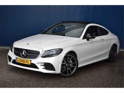 tweedehands Mercedes 300 C-Klasse CoupéSport Edition AMG | Nightpakket | Panoramadak |..