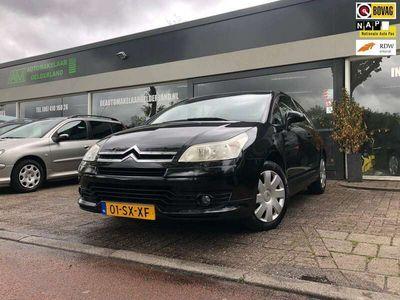 tweedehands Citroën C4 Coupé 1.4-16V VTR Lage Km/Nw Apk/Cruise/airco/Elec