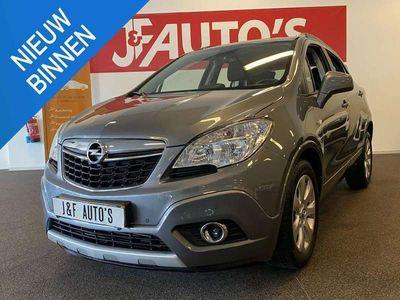 tweedehands Opel Mokka 1.4 T Cosmo NAVIGATIE, ECC AIRCO, CRUISE, 140PK
