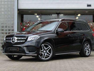 tweedehands Mercedes GLS500 4MATIC AMG-Line, Rij-assistentie pakket, Trekhaak,