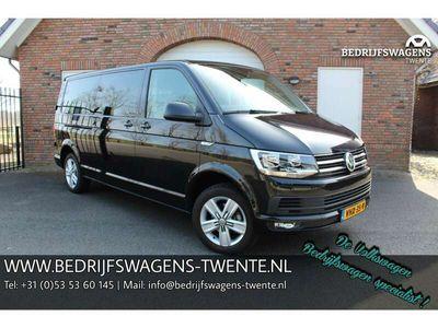 tweedehands VW Caravelle T6 DUB/CAB LR LANG 2.0 TDI 150 pk DSG L2H1 NAVI | LM VELGEN | CLIMA| PDC |
