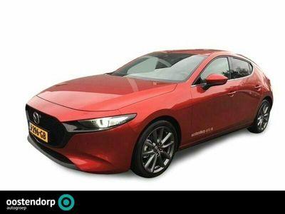 tweedehands Mazda 3 Hatchback 2.0 SkyActiv-G122 Luxury Automaat   Demo aanbieding !!!