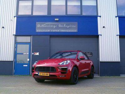 tweedehands Porsche Macan BTW Auto, GTS, Karmijn Rood, Schadevrij, 12 mnd ga