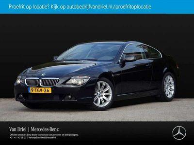 tweedehands BMW 645 645 Ci   Automaat Alarm Cruise Control Memory Xenon