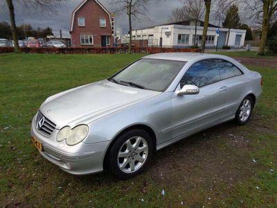 tweedehands Mercedes CLK320