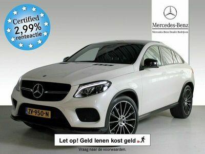 tweedehands Mercedes 350 GLE Coupéd 4MATIC Line: AMG Automaat
