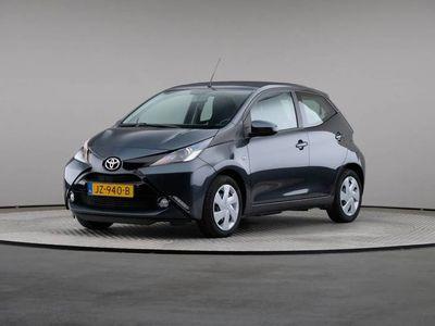 tweedehands Toyota Aygo 1.0 VVT-i X-wave, Airconditioning, Canvasdak