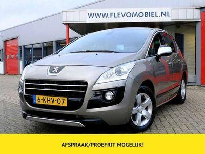 tweedehands Peugeot 3008 2.0 HDiF HYbrid4 Aut. HUD|Navi|Clima|PDC|1e eig