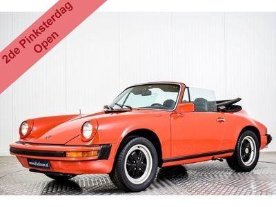 tweedehands Porsche 911 3.0 SC Cabrio