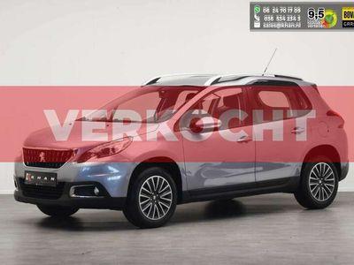 tweedehands Peugeot 2008 1.2 PureTech Active | Navi | Cruise | Weinig KM |