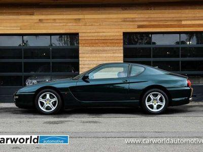 tweedehands Ferrari 456 GTA V12 *Collectors Item*