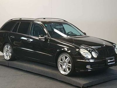 tweedehands Mercedes E500 Combi Avantgarde YOUNG TIMER
