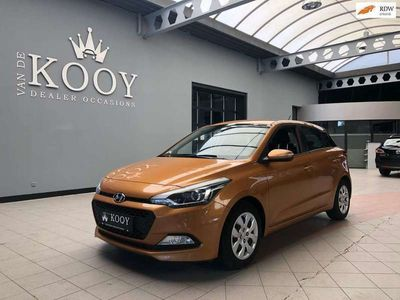 tweedehands Hyundai i20 1.2 HP i-Motion Premium 6/12 m garantie