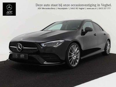 tweedehands Mercedes CLA250 AMG-Line automaat Panoramadak, Sfeerverlichting, 19..