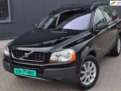 tweedehands Volvo XC90 2.5 T Summum, 7 zits, full option, bijtel vriendel