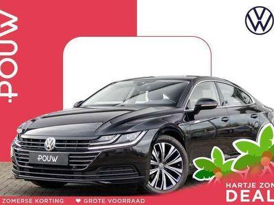 "tweedehands VW Arteon 2.0 TDI 150pk DSG + 18"" LMV + Adaptive Cruise Cont"