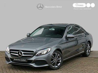 tweedehands Mercedes C180 Business Solution | Dodehoekassistent | Stoelverwarmng |