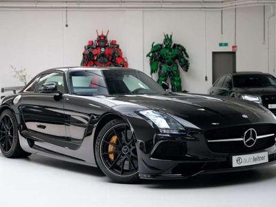 tweedehands Mercedes SLS AMG Black Series origineel 17.000 km