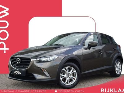 tweedehands Mazda CX-3 2.0 SkyActiv-G 120pk Automaat TS + Trekhaak + Navigatie