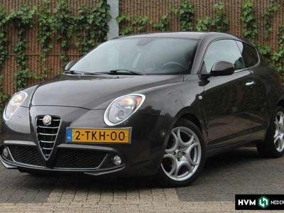 tweedehands Alfa Romeo MiTo 0.9 TwinAir Esclusivo |Leer|DAB+|