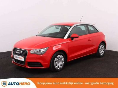 tweedehands Audi A1 1.2 TFSI Attraction 85PK MT44333 | Airco | Έlectric
