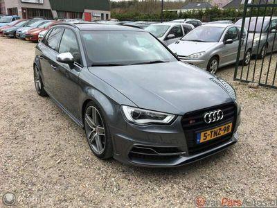 tweedehands Audi S3 S3 2.0 TFSIquattro Pro Line Plus,Pano,Leer,NAP!