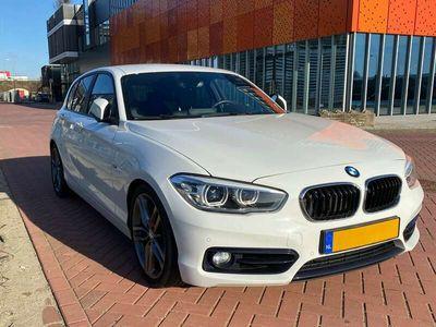 tweedehands BMW 118 118 1-serie i 5drs - High Executive + Sport Line