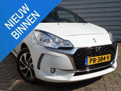 tweedehands DS Automobiles DS3 1.2 PureTech So Chic Two-Tone edition