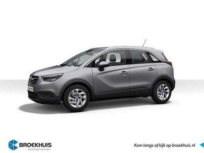 tweedehands Opel Crossland X 1.2 110 pk Innovation | 16 inch lichtmetalen velge