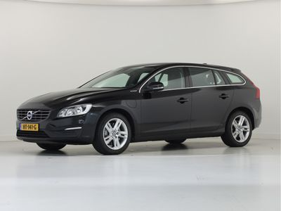 tweedehands Volvo V60 2.4 D6 AWD Plug-in Hybrid Momentum - Excl. BTW.