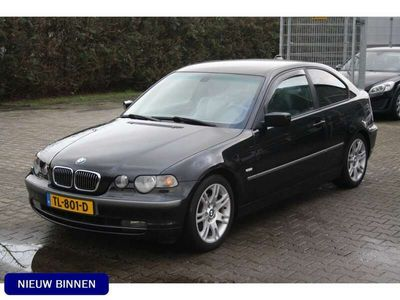 tweedehands BMW 325 325 Compact ti Sportinterieur, Leder, 17 inch