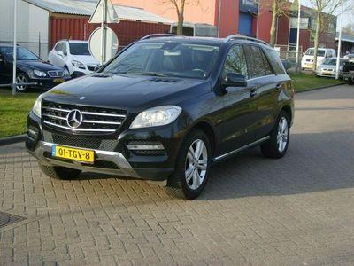tweedehands Mercedes 350 M-KLASSEBlueTEC Edition 1