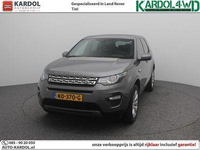 tweedehands Land Rover Discovery Sport 2.0 eD4 E-Capability SE | Rijklaarprijs