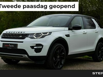 tweedehands Land Rover Discovery Sport SD4 190pk 4WD AUT HSE
