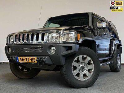 tweedehands Hummer H3 3.7 Luxury ,AUTOMAAT, SCHUIFDAK, LEDER, MOOIE AUTO