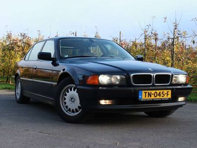 tweedehands BMW 740L i Executive