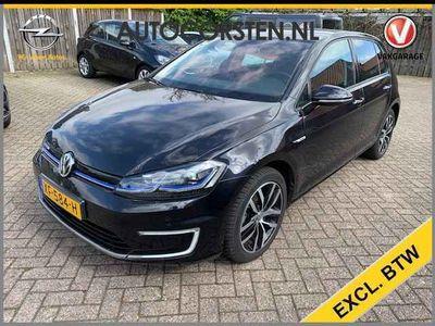 tweedehands VW e-Golf e-Golf(Ex. Btw) 32Kwh