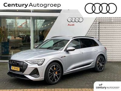 tweedehands Audi E-Tron - 50 quattro S edition 8% bijtelling / 21'' / Optiekpakket zwart / Leder-Alcantara