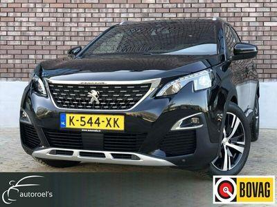 tweedehands Peugeot 3008 1.6 e-THP GT Line / 165 PK / Automaat / Panoramadak / Navi + Virtual Cockpit / Stoelverwarming
