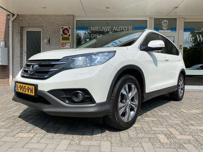 tweedehands Honda CR-V 2.0 AWD Executive Panoramadak/Leder/Keyles Entry/A