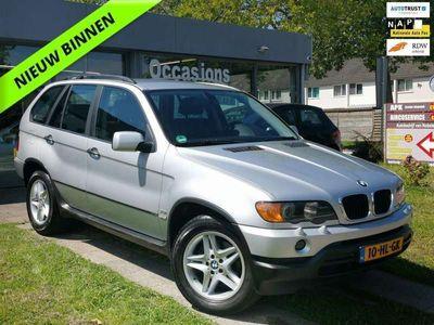 tweedehands BMW X5 3.0i Executive|AUT|AIRCO|LEER|CRUISE|NAP