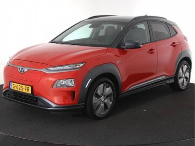 tweedehands Hyundai Kona EV 64 kWh 4% bijtelling [Elke Zondag Open]