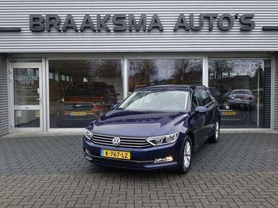 tweedehands VW Passat VARIANT 1.5 TSI 150PK COMFORTLINE CAMERA ' NAVI '