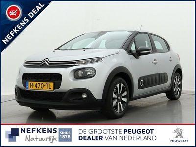 "tweedehands Citroën C3 1.2 82pk Shine | Navigatie | 16"" lm velgen | Climate control |"