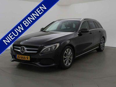tweedehands Mercedes C350 Estate 350e EXCL. BTW + DISTRONIC PLUS / LEDER / C