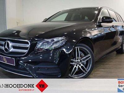 tweedehands Mercedes E220 Estate d Automaat AMG-LINE WIDESCREEN EXCL. BTW/BP