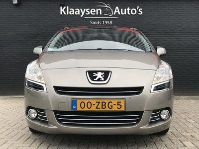 tweedehands Peugeot 5008 1.6 THP Style 5p. | 2e eigenaar | dealer onderhoud