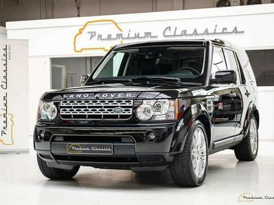 tweedehands Land Rover Discovery 5.0i V8 HSE 92.000KM   BTW-Auto   7 Persoons   Ful