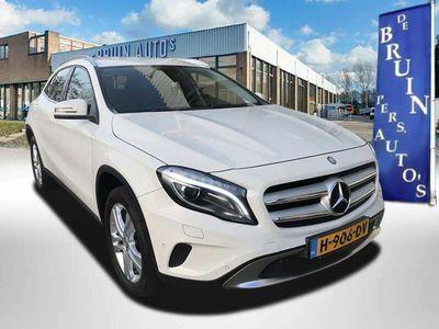 tweedehands Mercedes GLA180 Automaat Ambition 123 Pk