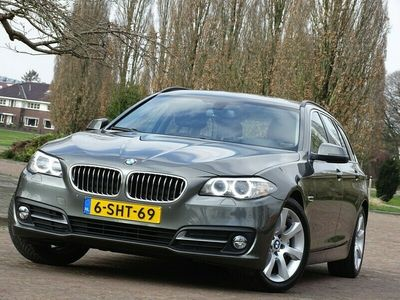 tweedehands BMW 528 5 Serie Touring i 244PK / automaat / I-Drive / Luxury Edition *NAP*